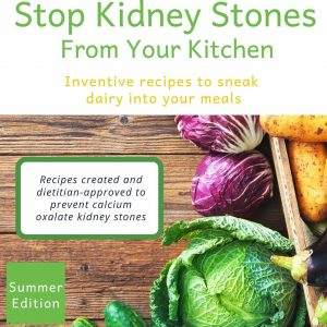 Stop Kidney Stones From Your Kitchen